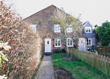 Thumbnail 2 bed terraced house to rent in Chapel Cottage, The Street, North Warnborough