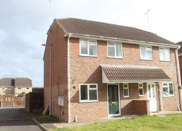 Thumbnail 2 bedroom semi-detached house to rent in Willow Drive, Durrington, Salisbury