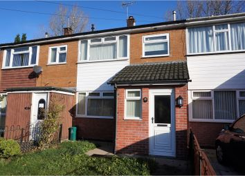 Thumbnail 3 bed terraced house for sale in The Rise, Pontypridd