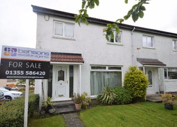 Thumbnail 3 bed terraced house for sale in Glen Dessary, East Kilbride, South Lanarkshire