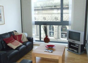 Thumbnail 2 bed flat for sale in Crown Street, Leeds