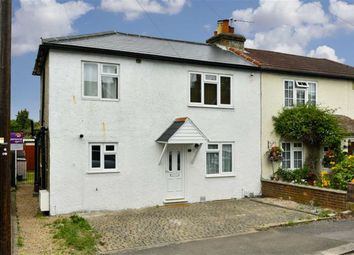 Thumbnail 2 bed terraced house for sale in Middle Lane, Epsom, Surrey