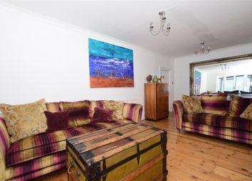 Thumbnail 3 bed flat for sale in Granville Parade, Sandgate, Folkestone, Kent