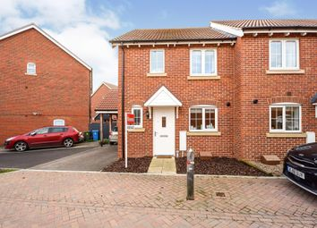 Thumbnail 3 bed end terrace house for sale in Leigh Road, Sittingbourne