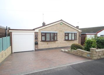 Thumbnail 2 bedroom detached bungalow for sale in South View, Whitwell, Worksop