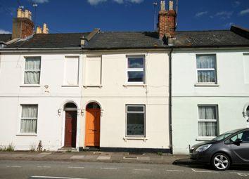 Thumbnail 2 bed terraced house for sale in Granville Street, Near University, Cheltenham