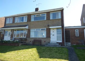 Thumbnail 2 bed semi-detached house for sale in North Moor Avenue, Trimdon Colliery, Trimdon Station