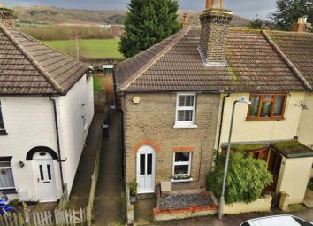 Thumbnail 2 bed terraced house for sale in High Street, Wouldham, Rochester