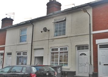 Thumbnail 2 bedroom terraced house for sale in Moss Street, Derby