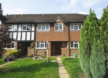 Thumbnail 3 bedroom terraced house for sale in Cottage Field Close, Sidcup, Kent