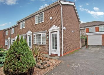 Thumbnail 2 bedroom town house for sale in Church View, Gedling, Nottingham