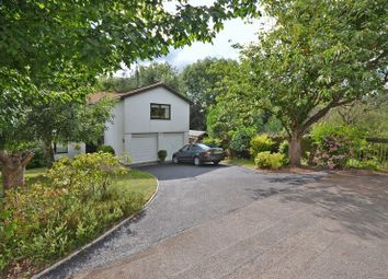 Thumbnail 5 bed detached house for sale in Outstanding Family House, Wood Close, Rogerstone