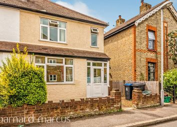 Pyne Road, Tolworth, Surbiton KT6. 3 bed end terrace house