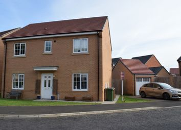 Thumbnail 4 bed detached house for sale in Jackson Close, Whitley Bay