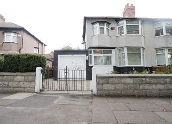 Thumbnail 3 bed semi-detached house to rent in Brodie Avenue, Allerton, Liverpool