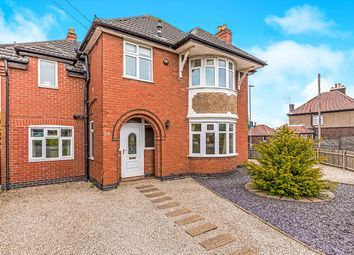 Thumbnail 4 bed detached house for sale in Melbourne Road, Ibstock