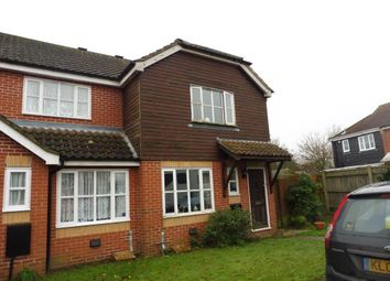 Thumbnail 2 bed terraced house to rent in Ethel Tipple Drive, Aylsham, Norwich