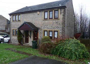 Thumbnail 2 bed semi-detached house to rent in Gloucester Road, Bingley