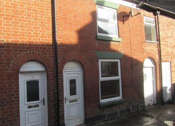 Thumbnail 2 bed terraced house to rent in Lower Park Street, Congleton