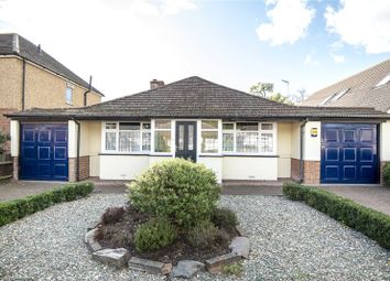 Thumbnail 3 bed detached bungalow for sale in Oak Avenue, Ickenham, Middlesex