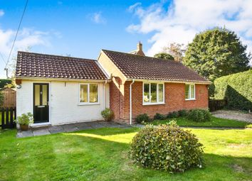 Thumbnail 2 bedroom detached bungalow for sale in Church Road, Colkirk, Fakenham