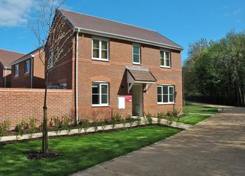 Thumbnail 3 bed detached house for sale in Hesketh Way, Bromborough, Wirral