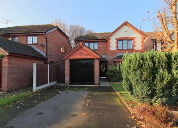 Thumbnail 4 bed detached house for sale in Maesbrook Close, Southport