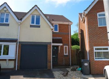 Thumbnail 3 bed semi-detached house to rent in Ellan Hay Road, Bradley Stoke, Bristol