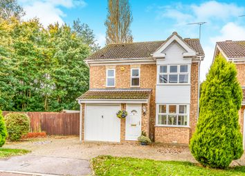 Thumbnail 3 bed detached house for sale in Lawrence Avenue, Stanstead Abbotts, Ware