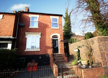 Thumbnail 3 bedroom terraced house for sale in Bewdley Road, Kidderminster, Worcestershire