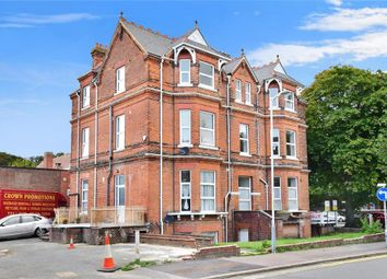 Thumbnail 2 bed flat for sale in Shorncliffe Road, Folkestone, Kent