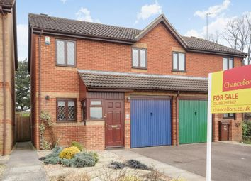 Thumbnail 3 bed semi-detached house for sale in Parklands, Banbury