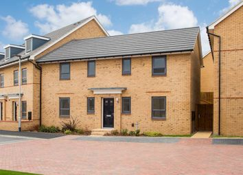 "Thumbnail 3 bedroom end terrace house for sale in ""Enford"" at Southern Cross, Wixams, Bedford"