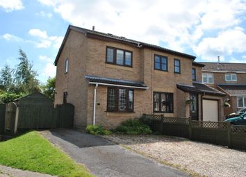 Thumbnail 2 bed semi-detached house to rent in Marston Walk, Altofts, Normanton