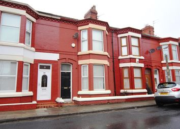 Thumbnail 3 bed terraced house to rent in Silverdale Road, Tuebrook, Liverpool, Merseyside