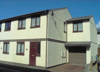 Thumbnail 3 bed semi-detached house to rent in Park Street, Ivybridge