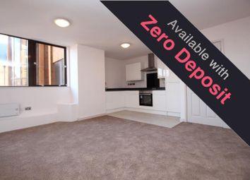 2 bed flat to rent in Priestgate, Peterborough PE1
