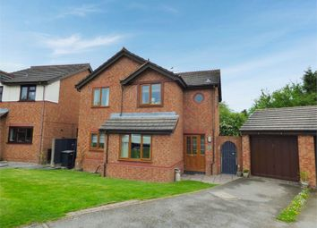 Thumbnail 4 bed detached house for sale in Gosmore Road, New Brighton, Mold, Flintshire