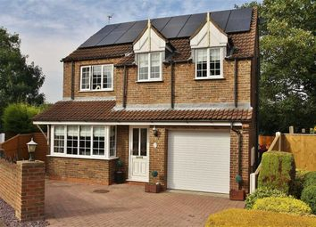 Thumbnail 4 bed property for sale in Barrick Close, Barrow-Upon-Humber