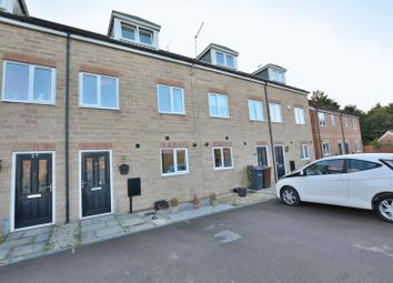 Thumbnail 3 bed town house for sale in Limeberry Place, Lincoln
