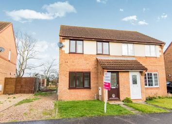 Thumbnail 3 bed semi-detached house for sale in Winchester Way, Sleaford