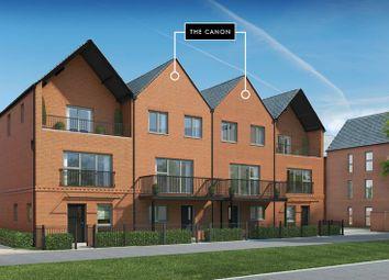 "Thumbnail 4 bed property for sale in ""The Canon"" at Andover Road North, Winchester"