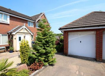 Thumbnail 2 bed town house for sale in Swallow Walk, Biddulph, Stoke-On-Trent