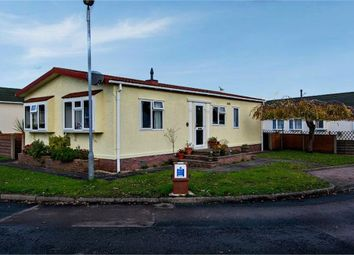 Thumbnail 2 bed mobile/park home for sale in Severn Bridge Park Homes, Beachley, Chepstow, Gloucestershire