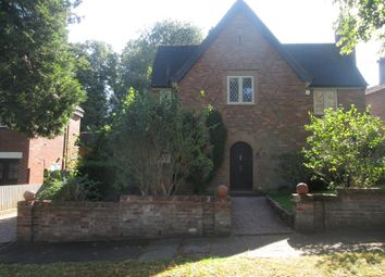 Thumbnail 3 bed detached house to rent in Goodby Road, Moseley, Birmingham