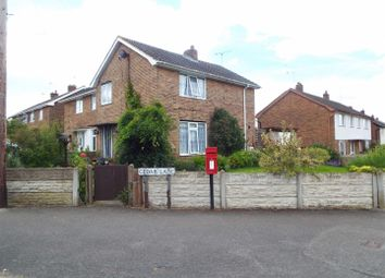 Thumbnail 3 bed semi-detached house for sale in Cedar Lane, Ollerton, Newark