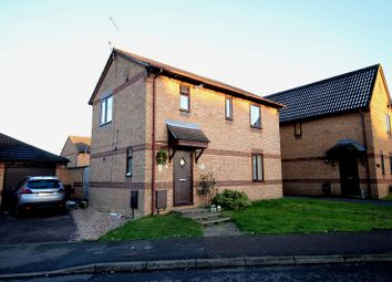 Thumbnail 3 bed detached house for sale in Weggs Farm Road, Northampton, Northamptonshire.