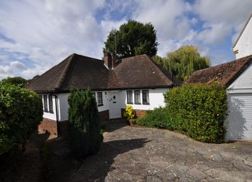 Thumbnail 3 bed detached bungalow for sale in Briar Way, Burpham, Guildford