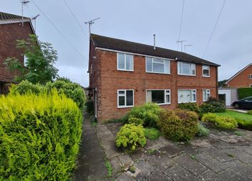 Thumbnail 2 bed maisonette for sale in Malam Close, Coventry
