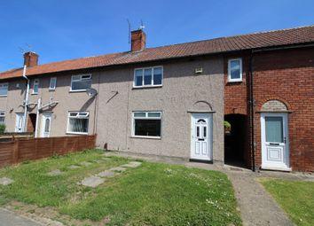 Thumbnail 2 bed terraced house for sale in Pentland Avenue, Billingham